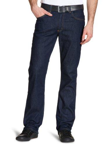 Lee Herren Jeans Regular Fit BROOKLYN STRAIGHT - L452AT45, Gr. 40/34,...