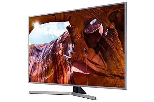 Samsung UE43RU7450UXZT Smart TV 4K Ultra HD 43', Wi-Fi DVB-T2CS2, 3840 x 2160 Pixels, Silver, 2019...