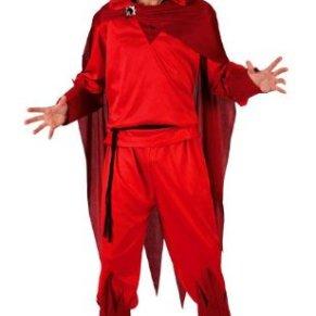 Atosa 4909 - Disfraz de diablo para hombre (talla L)