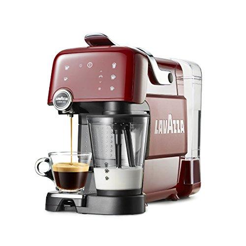 Lavazza Macchina Caffè Fantasia, 1200 Watt, Rubin Red