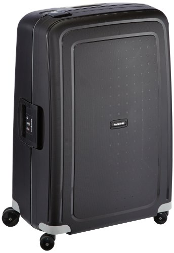 Samsonite S'Cure Bagaglio a Mano Spinner 75 cm, 102 liters, Nero (Black)
