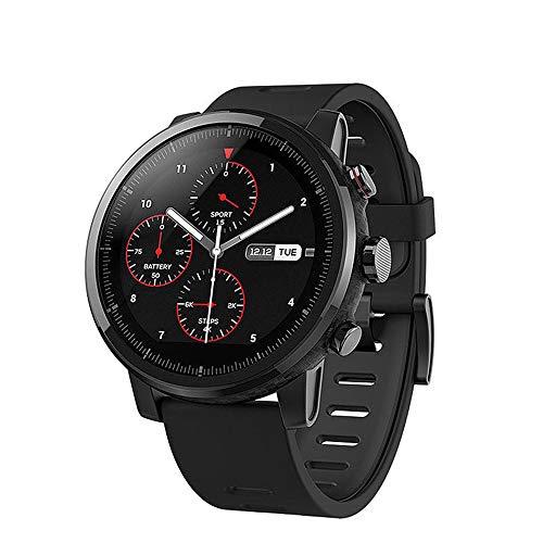 Amazfit Stratos 2 Xiaomi Smartwatch Activity Tracker Pedometri Cardiofrequenzimetro GPS Bluetooth...