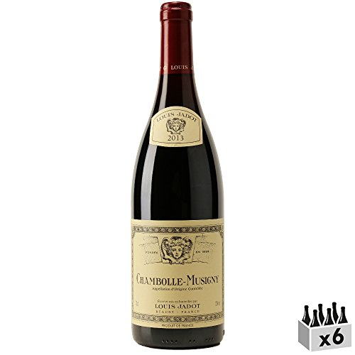 Chambolle-Musigny Rouge 2013 - Louis Jadot x6
