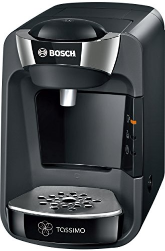 Bosch Tassimo Suny pod or capsule coffee device (midnight black) (Tassimo pods)