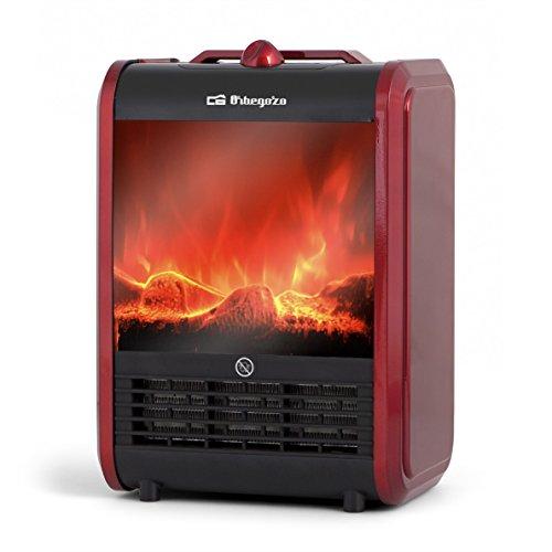 Gu a para elegir estufas de gas catal ticas y de llama - Estufas electricas efecto llama ...