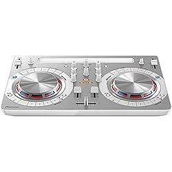 Pioneer DDJ-WeGO3 Controladora DJ Blanca