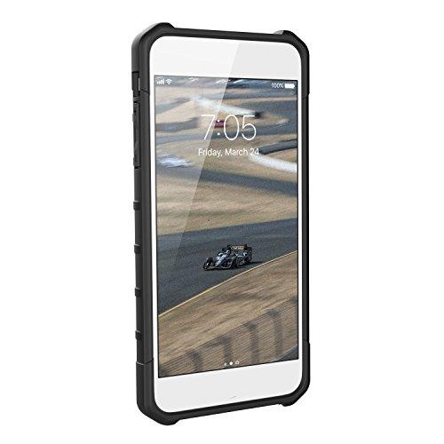 Urban Armor Gear Pathfinder per Apple iPhone 8 Plus / 7 Plus / 6S Plus Custodia protettiva Cover con standard militare americano case [Compatibile con il Qi wireless] – nero (camo)