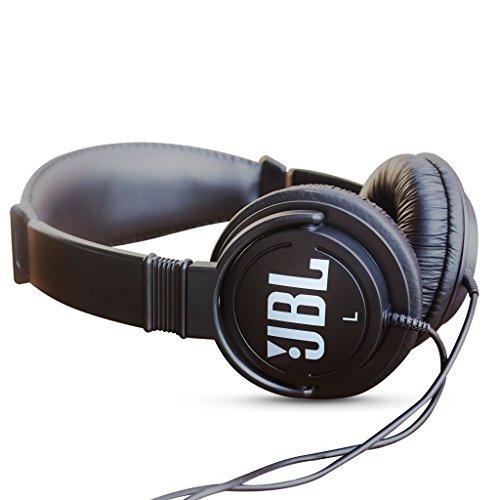 JBL C300SI On-Ear Dynamic Wired Headphones (Black Color)