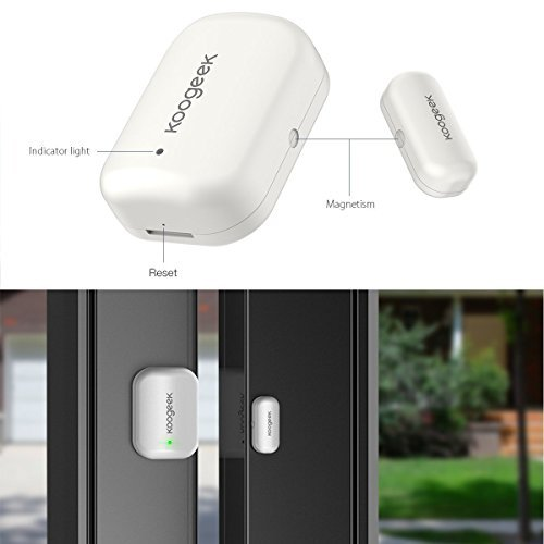 Koogeek-Capteurs-Porte-et-Fentre-Automatisation-et-Tlcommande-quipement-de-scurit--la-maison-avertissement-par-notifications-sur-le-Smartphone-Support-Apple-HomeKit