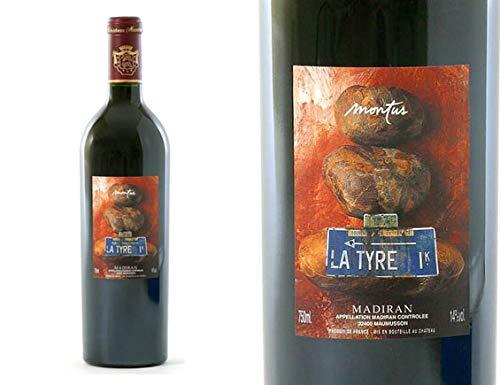 BRUMONT CHÂTEAU MONTUS LA TYRE 2005 - Madiran - Rouge - 0.750 l