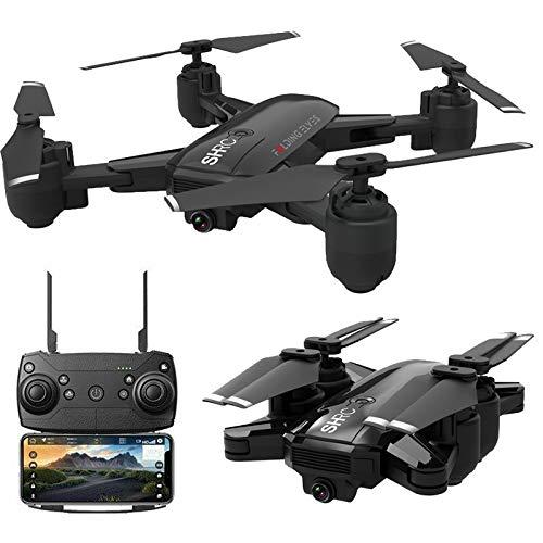 JJggsi4_drone x PRO 5G Selfi WiFi FPV GPS con videocamera quadricottero RC Pieghevole 1080P HD...