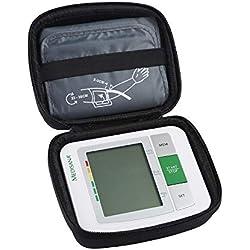Casing Wise Medisana BU 510Funda. Premium Hard Case Funda De Espuma EVA para protección óptima.