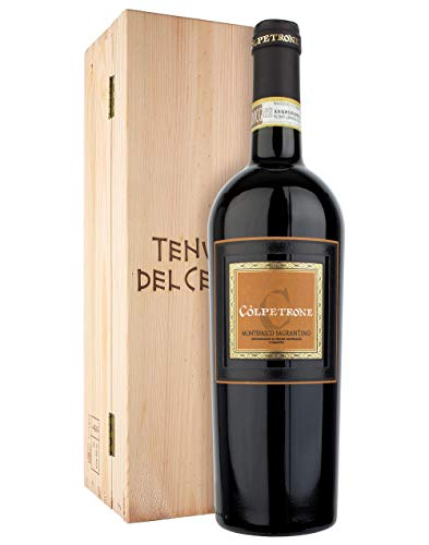 Montefalco Sagrantino DOCG 2011 - Colpetrone - 0,75 l. in cassetta di legno