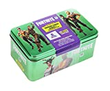 Panini 099317 - Carte da collezione, Fortnite, Mega Tin, multicolore