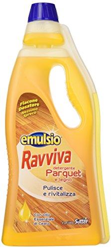 Emulsio 0279413 Ravviva Parquet, 750 ml