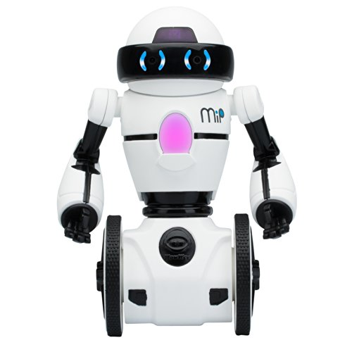 41cyLGXMowL - Wow Wee- Robot MiP Blanco, Color (WowWee 0821)