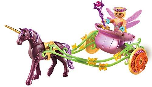 Playmobil-Fe-avec-carrosse-et-Licorne-9136-Autre-Norme