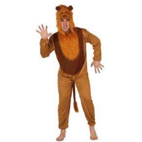 ATOSA disfraz leon hombre adulto M