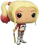Funko- Pop Vinile Suicide Squad Harley Quinn, Multicolore, 8401