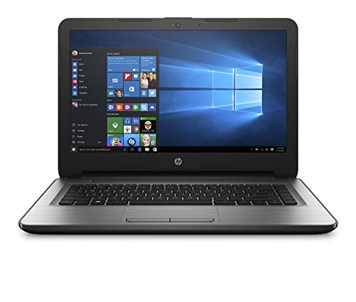 HP 14-AM081TU 14-inch Laptop (Core i5 6th Gen/4GB/1TB/Windows 10 Home/Integrated Graphics), Turbo Silver