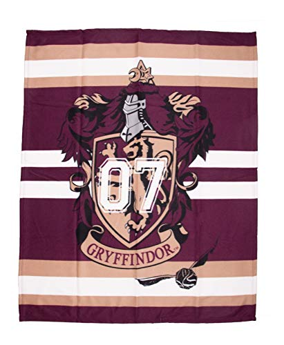 Coperta in Pile Harry Potter Babbani - Grande Stampa Design.