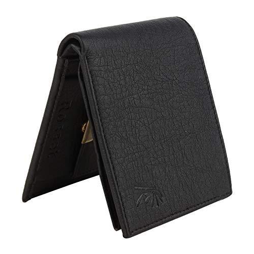 capriff Black Men's Wallet 4