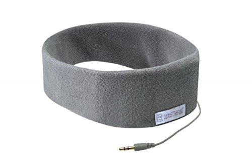 AcousticSheep souple, FIN sleepp Smartphones Classic Breeze Polyester-Bandeau avec écouteurs intégrés pour Smartphone et Tablette 25