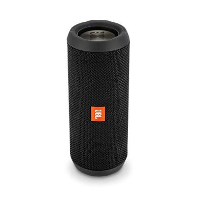 JBL Flip 3 Stealth Waterproof Portable Bluetooth Speaker with Rich Deep Bass (Black), Without Mic 14