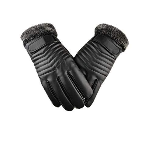 Aooaz Guanti Invernale Warm Gloves Melectric Scooter Motocicletta Sport rinforzata a spessore...