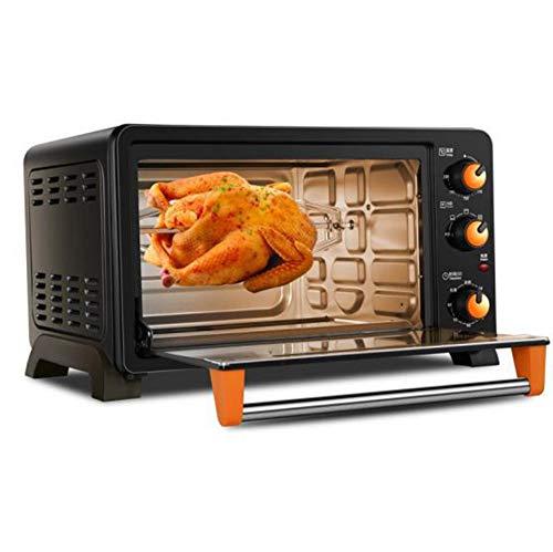 JINRU Forno Elettrico Multifunzione casa Cottura Piccolo Forno di Controllo della Temperatura Torta