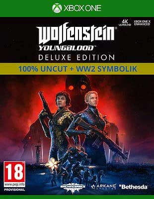 Wolfenstein: Youngblood Deluxe Edition (Englisch Uncut) Xbox One