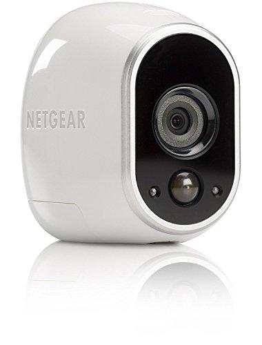 41e53UrolfL [Bon Arlo !  Arlo - Caméra additionnelle HD 100% sans Fil, Vision Nocturne, Etanche Intérieure/Extérieure - Compatible avec syst...