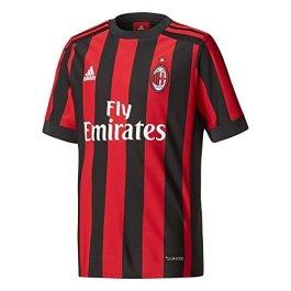 adidas 17/18 AC Milan Home, T-Shirt Bambino