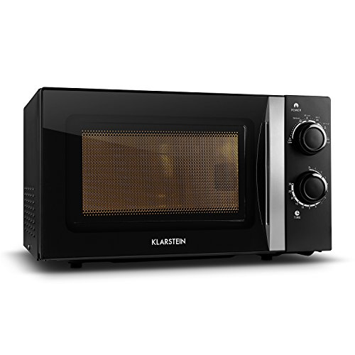Klarstein myWave forno a microonde • potenza 700 W • camera di cottura 20 L • ideale per...