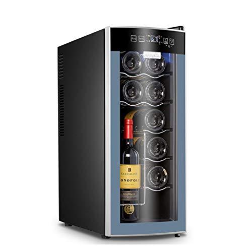 GXFC 12 Bottiglie Cantinetta - Frigorifero termoelettrico per Cantine silenziose Frigo per Vini da...