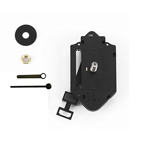 Clock-it Meccanismo Pendolo Di Qualità perno Extra lungo 24mm per riparazione, sostituzione o...