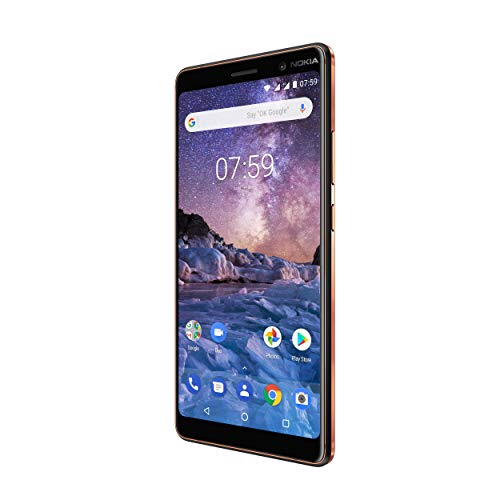 Nokia 7 Plus Smartphone Débloqué 4G (Ecran : 6 pouces - 32Go ROM - 3Go RAM - Nano SIM) Noir [Version Française] 24