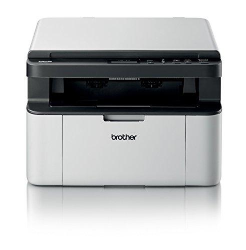 Brother DCP-1510 Stampante Multifunzione Laser, Compatta, Monocromatica, Display LCD, USB [Italia],...