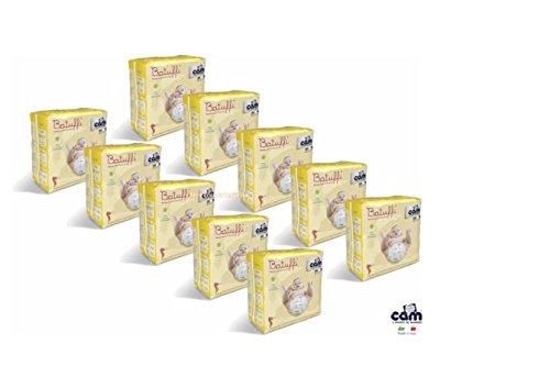 Offerte a pacchetto PANNOLINI CAM BATUFFI (10 pacchi taglia 4)