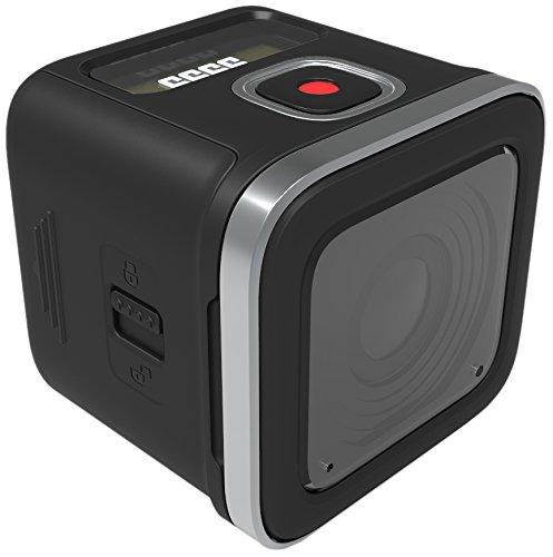 Rollei 500 Sunrise 4K - Videocámara deportiva de 8 MP, WiFi, 3840 X 2160 (pantalla de 0.9