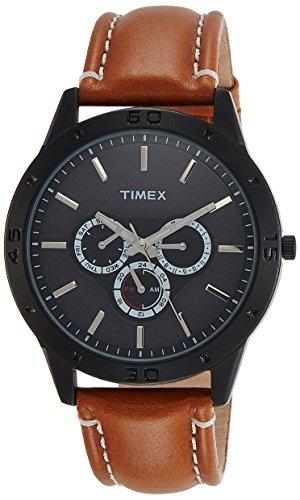 Timex Analog Black Dial Men's Watch - TW000U913