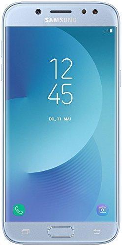 """Samsung Galaxy J5 (2017) SM-J530F 5.2"""" SIM Doble 4G 2GB 16GB 3000mAh Azul - Smartphone (13,2 cm (5.2""""), 2 GB, 16 GB, 13 MP, Android), Azul [Versión importada]"""