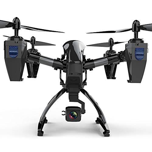 Bescita JD-11 2.4Ghz 4CH giroscopio a 6 Assi RC Quadricottero Giocattolo 2 MP HD RTF Stabile modalità Senza Testa Drone Senza Fotocamera Aerei telecomandati