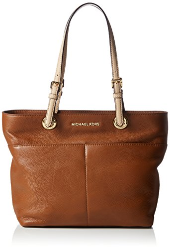 michael kors women s bedford leather tote shoulder bag. Black Bedroom Furniture Sets. Home Design Ideas