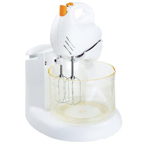Optima, Sbattitore elettrico, incl. Ciotola, Bianco (Weiß)