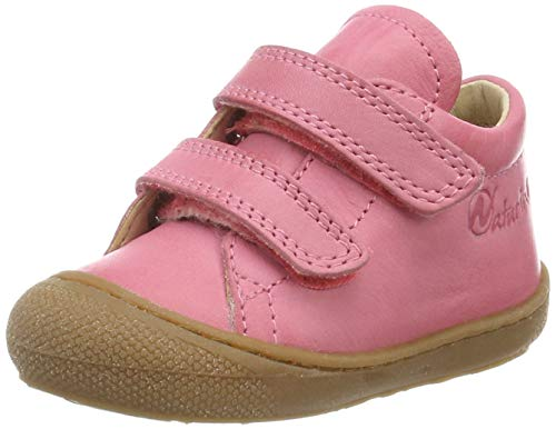 Naturino Cocoon VL, Sneaker Bambina, Rosa (Corallo 0l05), 18 EU