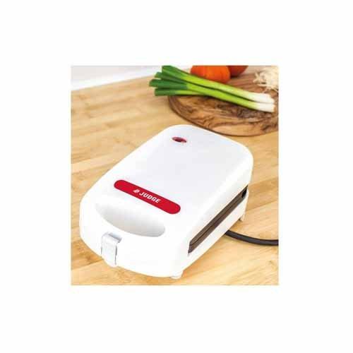 Judge Mini Sandwich Maker, Bianco, 375W