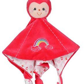 Gipsy - Muñeca Cuadrada para bebé, Color Rosa