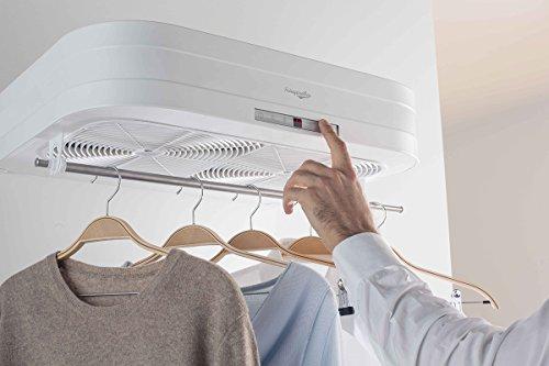 SCIUGARELLA - asciugabiancheria elettrica ad aria - Asciuga e stira fino a 7kg di bucato in soli...