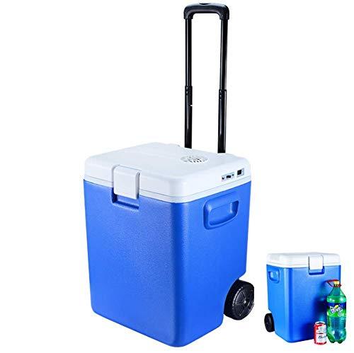 Kievy Frigoriferi per Auto Portatile Congelatore Mini frigo Packs Grande capacità 30L Tirare la...